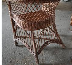 Wicker Chair Natural Wicker Chair Omero Home