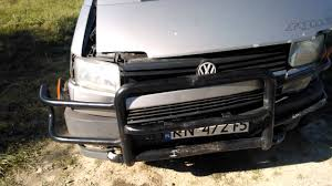 volkswagen syncro 4x4 vw t4 multivan syncro 4x4 2 5 110ps after accident big crash