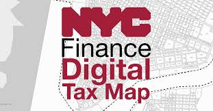 nyc tax maps digital tax map york city department of finance