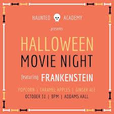 movie night invitation templates canva