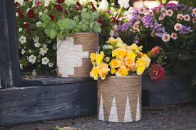 paint bucket planters maker crate