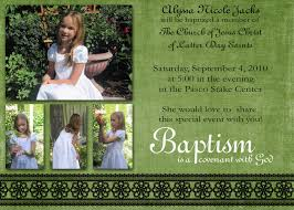 Template For Christening Invitation Card Baptism Invitation Lds Baptism Invitations New Invitation