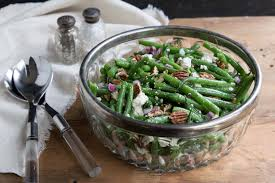 thanksgiving green bean side dish vintage mixer
