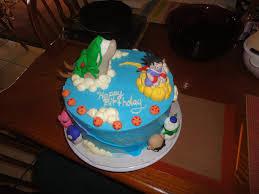 dragonballz cake is finished by panda odono on deviantart