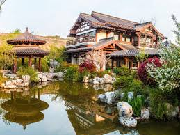 landscape design chinese garden youtube