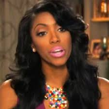 who is porsha williams hair stylist natural for 2 5 seconds porsha williams shows off her real hair