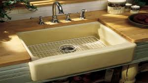 kitchen farmhouse sink faucet kohler farmhouse sink kohler