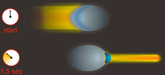 1 Light Second In Kilometers Slowed Light Breaks Record Physicsworld Com
