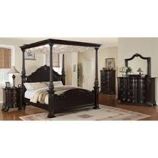 Overstock Com Bedroom Sets Shop For A Whitmore Cherry Sleigh 8 Pc Queen Bedroom At Rooms To