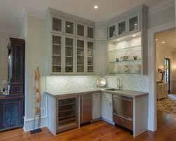 Kitchen Wet Bar Ideas Corner Wet Bar Houzz