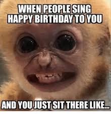 birthday memes and happy birthday when people sing happy birthday