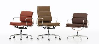 Leather Chair Cushions And Pads Vitra Soft Pad Group