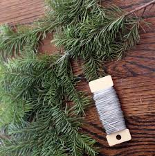 How To Make Wreaths How To Make A Wreath Using Extra Christmas Tree Branches