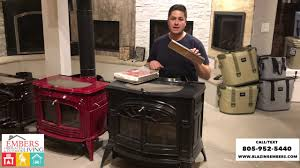 catalytic vs non catalytic wood stove which one is better youtube