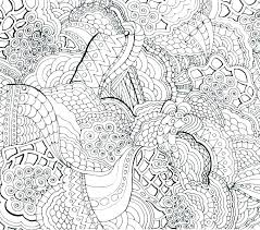 design coloring pages pdf complex design coloring pages free printable fun for everyone
