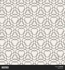 vector modern pattern black vector photo bigstock