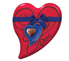 dove chocolate hearts dove s milk chocolate truffles heart gift box deal