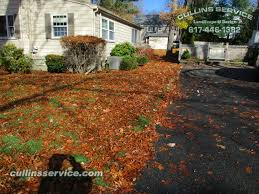 Fall Cleanup Landscaping by Leaf Removal Service Fall Cleanup Newton Ma Cullins Service