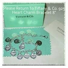 multi heart bracelet images Find more tiffany co 925 multi heart tag bracelet for sale at jpg