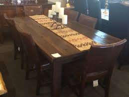 Custom Built Dining Room Tables by Outwest Furniture Bozeman Montana Custom Furniture