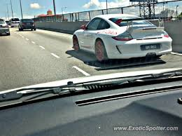 porsche gt3 malaysia porsche 911 gt3 spotted in ampang kl malaysia on 03 16 2013 photo 2
