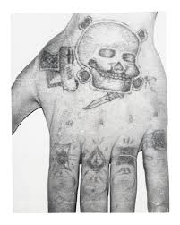 these photos of russian criminal tattoos will make you second