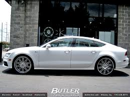 audi a7 rims audi a7 with 22in asanti da504 wheels additional picture g flickr