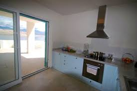 The Mediterranean Kitchen - dalmatia pag seaside villa on a large plot