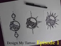 design my tattoo ep 1 tribal donkey youtube by importautumn