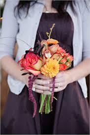 Bridesmaid Bouquets Amazing Autumn Wedding Bouquets