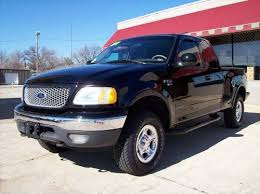 ford f150 crew cab for sale used sell used 1999 ford f150 4x4 flareside cab in joplin