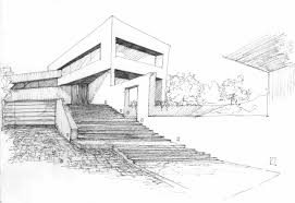 interior architecture design sketch hirea