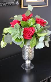 Red Roses Centerpieces May 2013 Posh Floral Designs Part 2