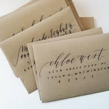 wedding envelope best 25 calligraphy envelope ideas on envelope