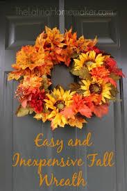 Thanksgiving Wreath Craft 2740 Best Wreaths Images On Pinterest Autumn Wreaths Wreath
