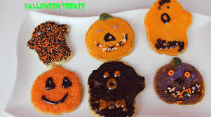 pumpkin u0026 ghosts halloween cookies easy halloween treats ideas