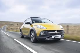 vauxhall adam price the all new vauxhall adam
