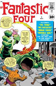 fantastic 1 fantastic issue
