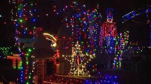 irvine park lights tested ahead of season