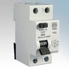 mk electric 7860s sentry 2 module double pole residual current