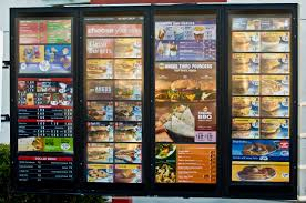 fast food what starbucks mcdonald s taco bell to win your