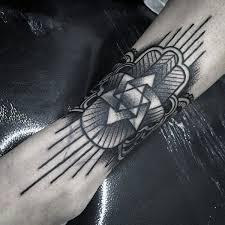 Lower Leg Tattoo Ideas 80 Hamsa Tattoo Designs For Men Evil Eye Ink Ideas