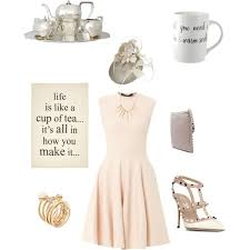 southern belle tea party