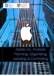 case study apple inc