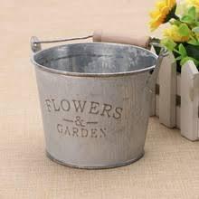 Galvanised Vases Popular Metal Flower Vases Buy Cheap Metal Flower Vases Lots From