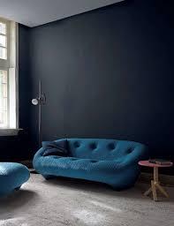 canapé de designer empreinte interieur