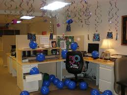Ideas For Offices by Birthday Cubicle Decorating Ideas Behind The Seams With Summer