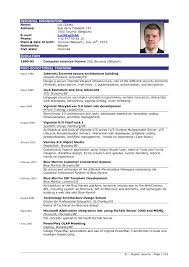 Excellent Resume Example by Examples Of Good Resume