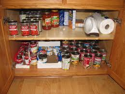 Shelf Reliance Shelves by The Harried Homemaker Preps The Can Organizer A Review