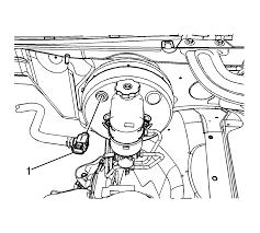 repair instructions power vacuum brake booster replacement